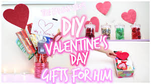 Best Mens Valentines Gifts by Diy Valentine U0027s Day Gifts For Him Youtube