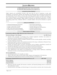Executive Sales Resume Example happytom co