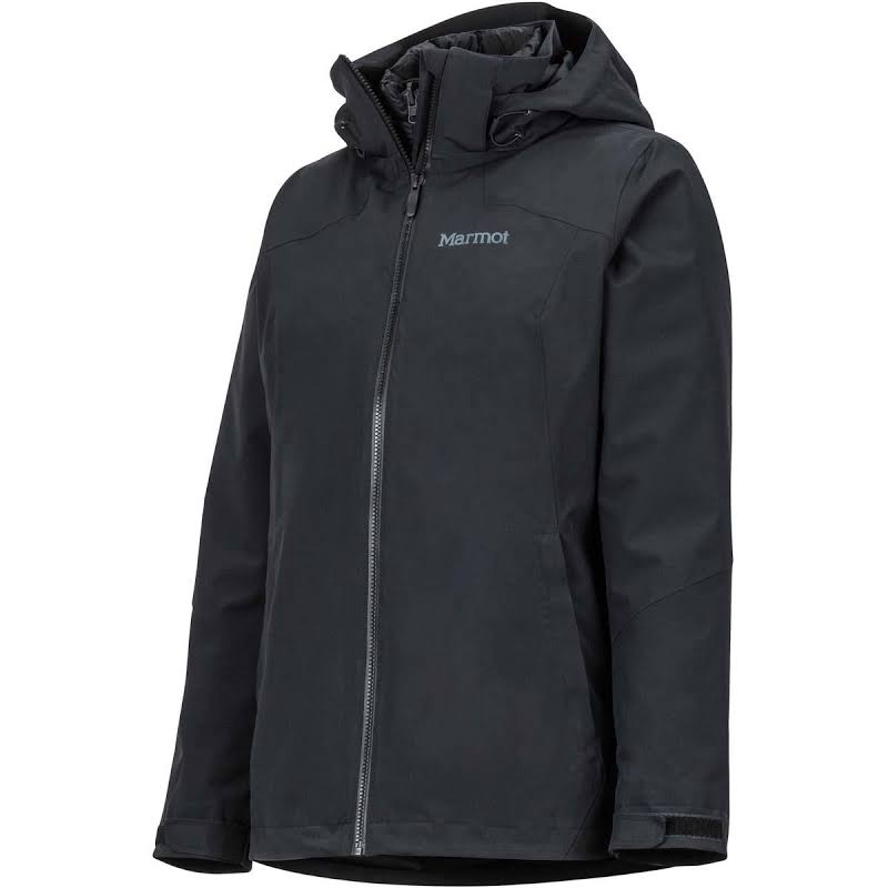 Marmot Featherless Comp Jacket Black Large 79190-001-L