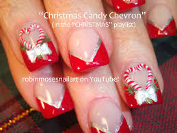 cute french tip nail designs