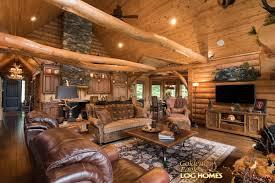 south carolina log home floor plan by golden eagle log homes