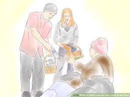How to Help Improve the Lives of the Poor    Steps  with Pictures  wikiHow