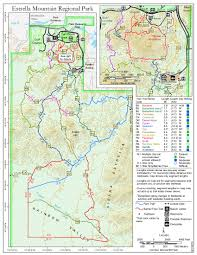 Phoenix International Raceway Map by Baseline Trail Estrella Mtn Rp U2022 Hiking U2022 Arizona U2022 Hikearizona Com