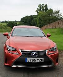 lexus rc uk the ultimate review of the 2016 lexus rc 300h features prices