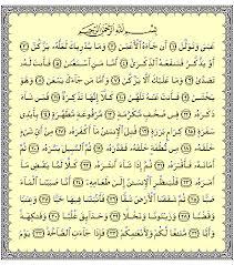 ترجمة سورة Translation Surah Abasa