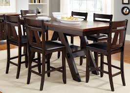 Kitchen Table Bar Style Kitchen Table Ardor High Top Kitchen Table Space Saving