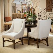 Discount Dining Room Sets Free Shipping by James Fabric Dining Chair Set Of 2 By Christopher Knight Home