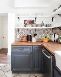 California Kitchen Cabinets Before And After Modern Spanish Kitchen K I T C H E N