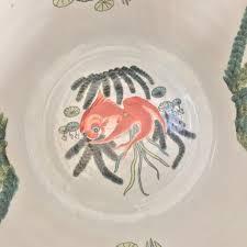 chinese porcelain fish bowl planter u2013 urbanamericana