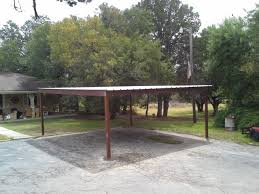 natural nice brown nuance of the metal carport plans can be decor