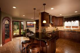 California Kitchen Cabinets Tuscany Inspired Kitchen With California Flavor Cabinets Dura