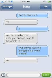 Mormon Texting Fails   LDS S M I L E  LDS Smile Mormon Texting Fails