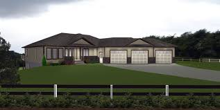 Ranch Home Plans With Pictures Inside Garage Ideas Garage By E Designs House Plans With 3