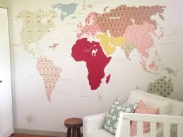 Baby Room Wall Murals by Learn How To Create And Hang A Custom Wall Mural Hgtv U0027s