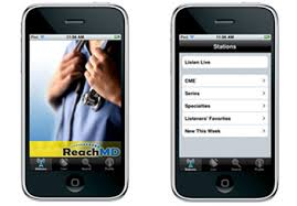 Medical Radio app