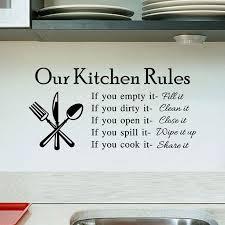 Kitchen Cabinet Quotes Best 25 Kitchen Vinyl Ideas On Pinterest Kitchen Vinyl Sayings