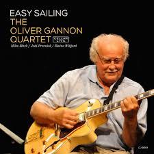 oliver gannon quartet easy sailing u2013 cellar live