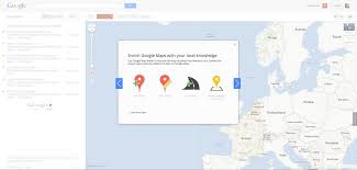 Lat Long Map Google Lat Long Eight Steps Closer To Mapping The World With