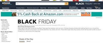 black friday amazon starts the best of this year u0027s black friday cyber monday marketing blog