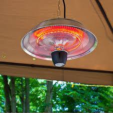 Outdoor Lighting Fixtures For Gazebos by Amazon Com Ener G Hea 21523 Ceiling Patio Heater Portable