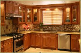 Maple Kitchen Cabinets Maple Kitchen Cabinets Backsplash Home Design Ideas