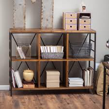 Cube Storage Shelves Townsend Tall Bookcase Hayneedle