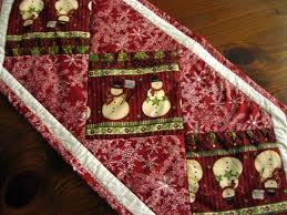 Quilted Table Runners by 1047 Best Christmas Runners Images On Pinterest Christmas