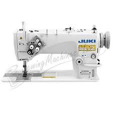 juki lh 3528a 2 needle semi dry head lockstitch industrial machine