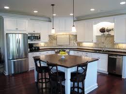 L Shaped Small Kitchen Designs Kitchen Design Ideas L Shaped Kitchen Design Waved Red Furniture