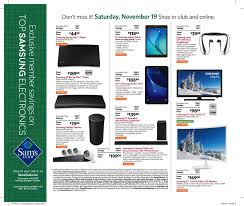 black friday best 40 inch tv deals 2016 forget black friday sam u0027s club has a serious one day sales event