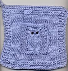 Knitted Cushions With Buttons Owl Knitting Patterns In The Loop Knitting