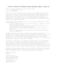 Technical Cover Letter Example Example Technical Business Cover Letter With Referral Related Examples