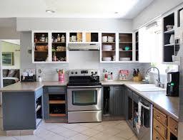 White Shaker Kitchen Cabinet Doors Maple Kitchen Cabinet Stain Colors Mptstudio Decoration