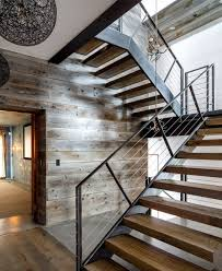 Best  Rustic Contemporary Ideas On Pinterest Rustic Modern - Modern rustic home design