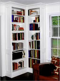 tall corner bookcase bookcases baking