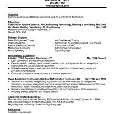 elevator mechanic resume resume for your job application