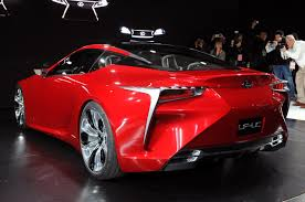 lexus concept cars 2016 lexus lf lc new cars review youtube
