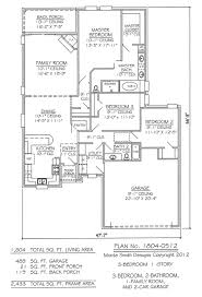 House Plans With 3 Car Garage by House Plans For Narrow Lots With 3 Car Garage Arts