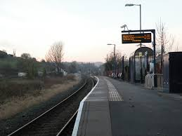Burneside railway station
