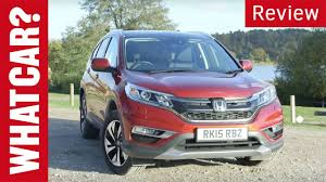 honda cr v review 2017 what car