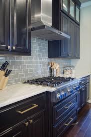 Tile Kitchen Backsplash by Backsplash Glass Tile Kitchen Countertop Carrera Marble