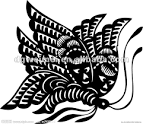 Tribal Animal Tattoo Stickers For Kids   Buy Animal Tattoo Sticker ...