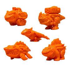 orange dream b c blasters the toy chronicle