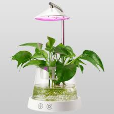 torchstar led indoor garden kit plant grow light height
