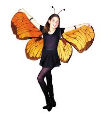 Wings Halloween Costume Butterfly Child Wings Accessory Magical Princess Girls Fairy