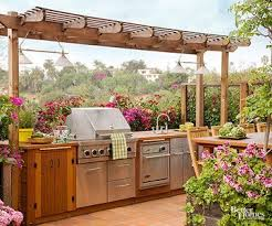Ideas For Outdoor Kitchen Best 25 Outdoor Kitchen Plans Ideas Only On Pinterest Outdoor