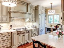 Antiqued Kitchen Cabinets by Pine Kitchen Cabinets Pictures Ideas U0026 Tips From Hgtv Hgtv