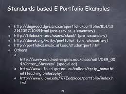 Powerpoint Portfolio Examples Portfolio Assessment And Design Ppt Download