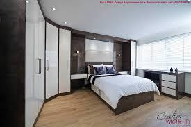 Modern Bedroom Furniture by Fitted Bedroom Design