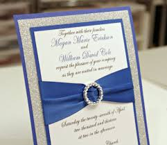 Wedding Invitation Card Making Cool Compilation Of Royal Blue And Purple Wedding Invitations